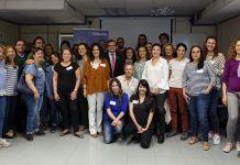 Alumnos del taller de Prácticas Restaurativas con Jean Schmitz