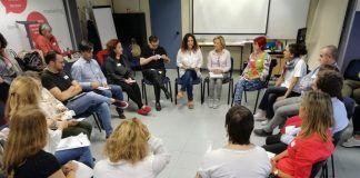 Círculo restaurativo un método restaurativo realizado por los alumnos
