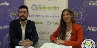 Iciar Quintana y Felix Arias presentan el Curso Superior de Detección en Maltrato y Violencia de Género