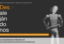 Taller en Madrid sobre Círculos Restaurativos con Duke Duchscherer