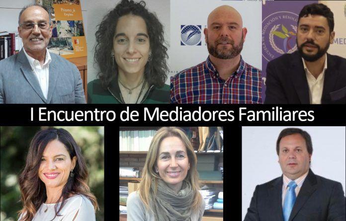 ponentes primer encuentro mediadores familiares madrid