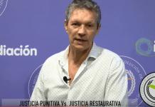 La Justicia Restaurativa vs la Justicia Retributiva según Jean Schmitz