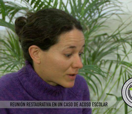 Reunión Restaurativa. Caso práctico de una práctica restaurativa.