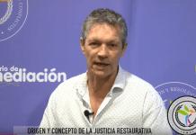 Jean Schmitz nos explica qué es la justicia restaurativa