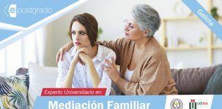 mediación galicia, matrícula abierta