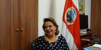 La mediación en Costa Rica según la embajadora costarricense en España
