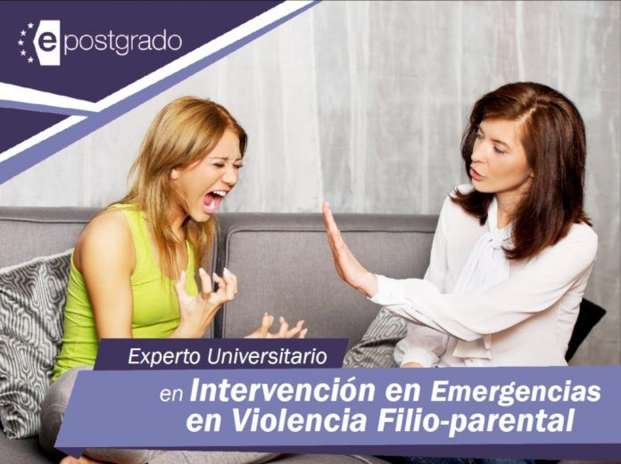 Experto Universitario en Violencia Filio-parental
