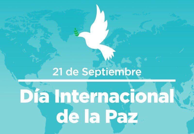 La Mediación promueve la Cultura de Paz. Día Internacional de la Paz