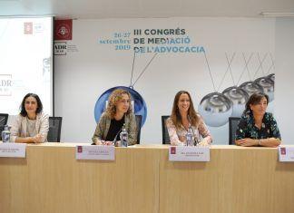 II CONGRESO MEDIACIÓN ICAB. Foto: Abogacía Española