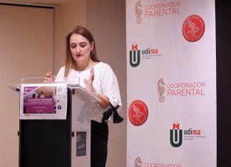 Sandra Peinado magistrada juez familiar durante suponencia