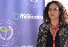 MDoloresHernandez ponente en el III Congreso Coordinación Parental Alicante