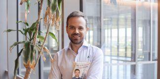 Raúl Rodrigo, autor de Mi receta contra el acoso escolar
