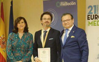 Medalla al Mérito Profesional José Amérigo Alonso. Secretaría General Técnica del Ministerio de Justicia