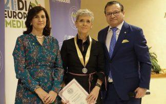 Medalla Mérito Profesional Carme Guil Román