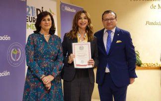 Medalla al Mérito Profesional Marta Gonzalo Quiroga