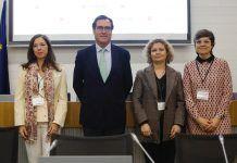 inauguración de las I Jornadas de Conciliación Registral y Mediación