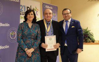 Medalla al Mérito Profesional Manuel José Rosales Álamo