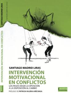 Libro Intervención motivacional en conflictos