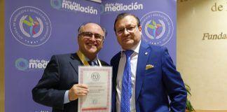 Medalla al Mérito Profesional a José Luis Martín Ovejero