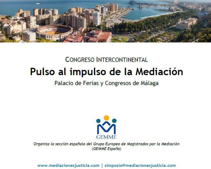 congreso intercontinental mediacion en malaga